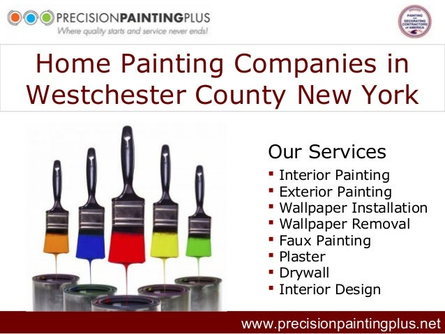 Home Painting Companies in Westchester County New York