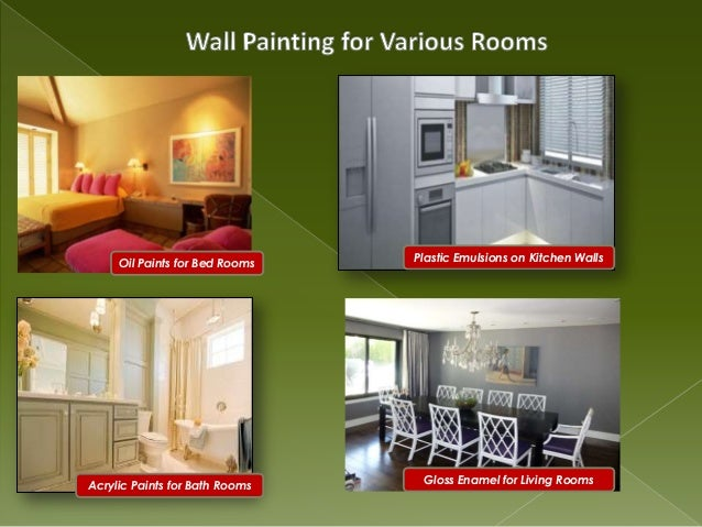 9. Oil Paints For Bed Rooms Acrylic ...