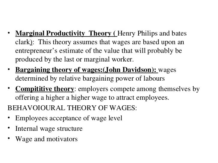 an introduction to the labour theory of value and the marginal theory of value Abstract: this paper is the first part of a marxian critique of the theory of the firm focusing on the analysis of labour values starting from adam smith's example of the deer hunter, marginal analysis is introduced culminating in the derivation of the labour value function as the supply curve of the competitive firm in terms of.
