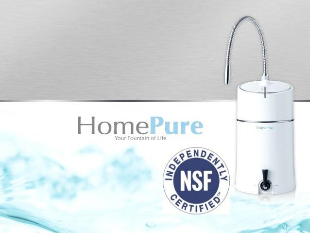 •نتنفسه الذي الهواء •نشربه الذي الماء التي والطريقة صحتنا على مباشرة تؤثر قد منزلنا في أساس...