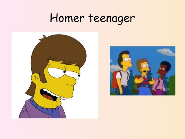 Homer for 747 evergreen terrace