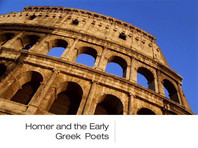 greek poets Although the best-known genres are epic and drama, most greek poetry took the form of shorter works performed by soloists or choruses in any of a variety of meters since performance was usually accompanied by music, the term songs is often more appropriate than poems: ancient greece of.