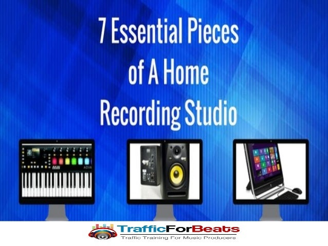 Pleasant Home Recording Studio 7 Things Needed Largest Home Design Picture Inspirations Pitcheantrous