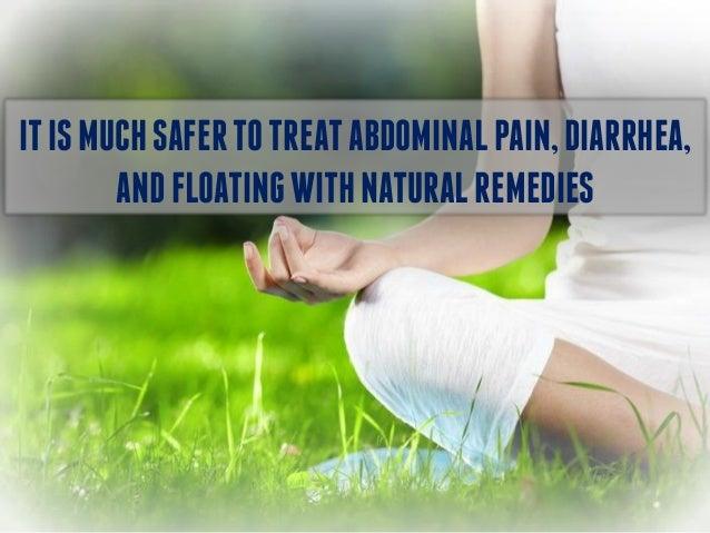abdominal pain diarrhea in adults