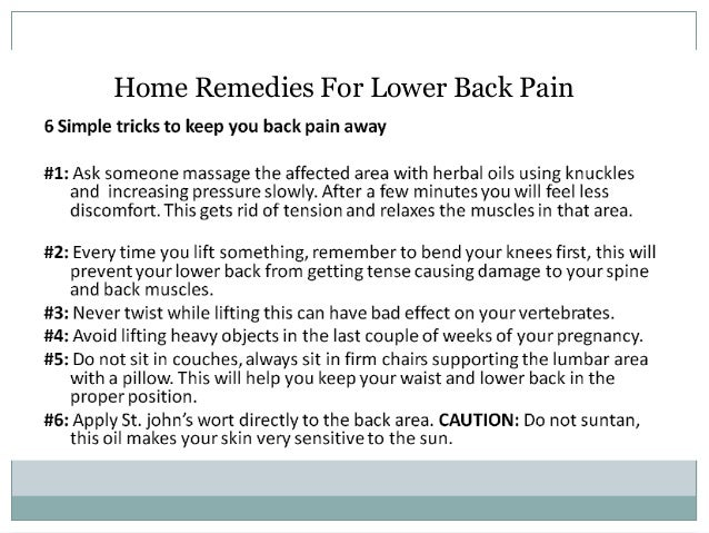 13 natural home remedies for upper back pain - VKOOL