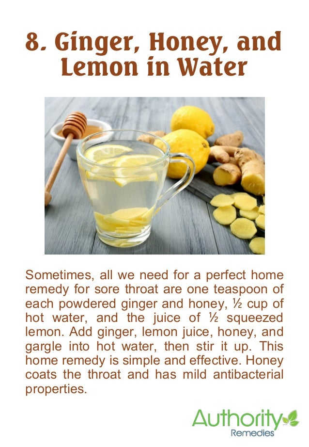 Home remedies for sore throat pain girls