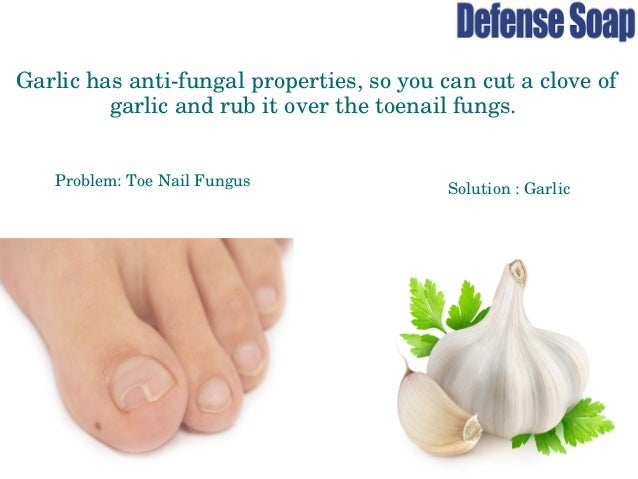 Home Remedies for Toenail Fungs