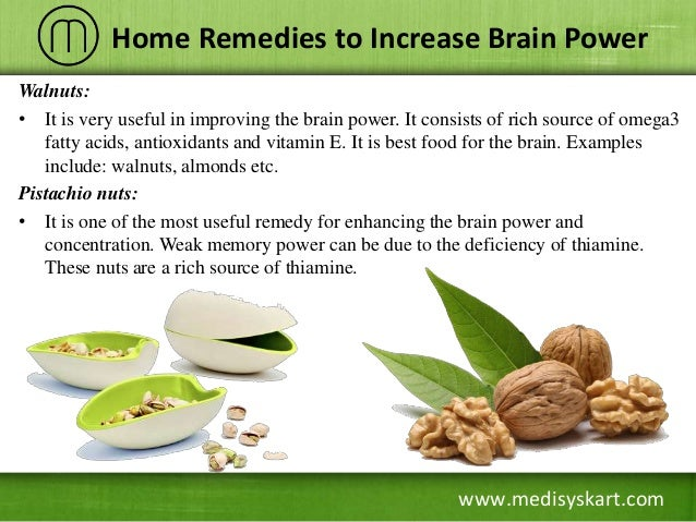 Food To Eat To Increase Memory Power