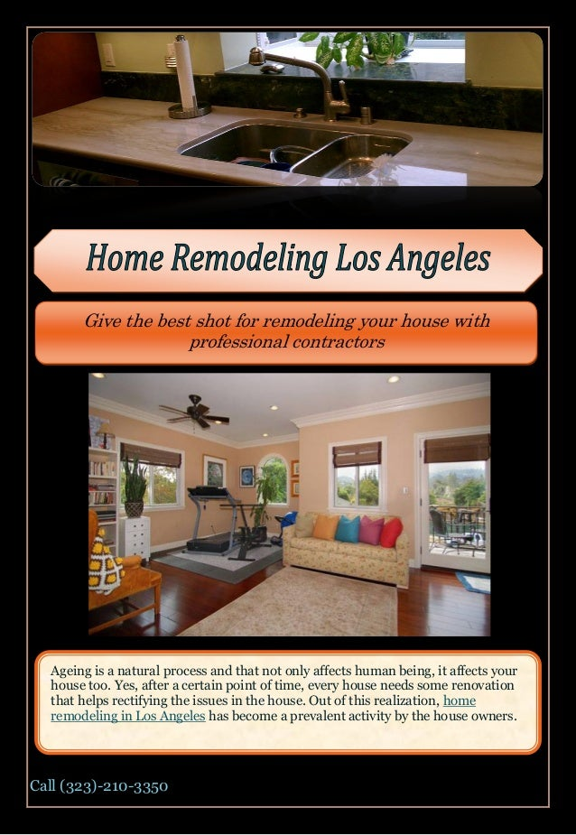 Home Remodeling Los Angeles - Home remodeling los angeles