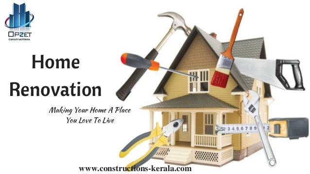 Home Renovation Www.constructions Kerala.com Making Your Home A Place You  Love ...