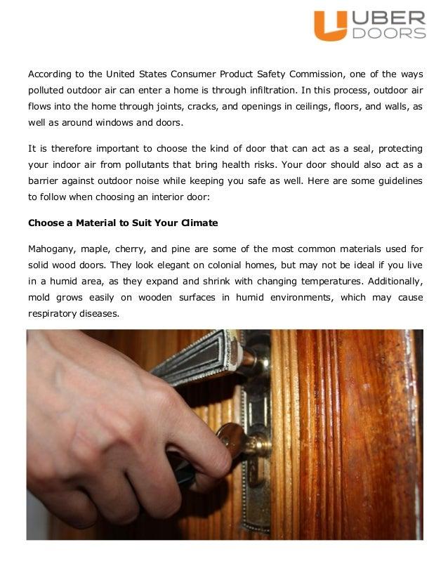 Home Renovation: Choosing the Right Interior Door Slide 2