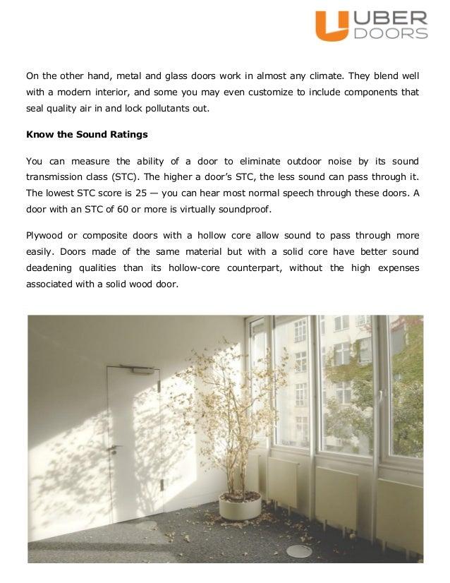 Home Renovation: Choosing the Right Interior Door Slide 3