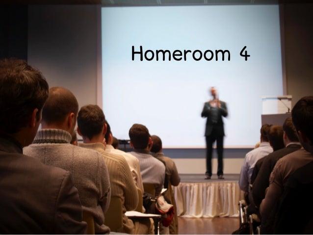 Homeroom 4