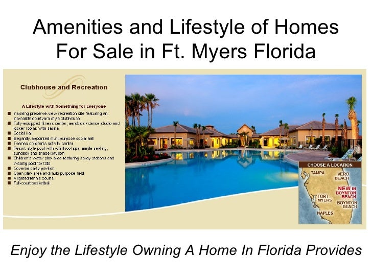 Features Of Homes For In Ft Myers Florida 11