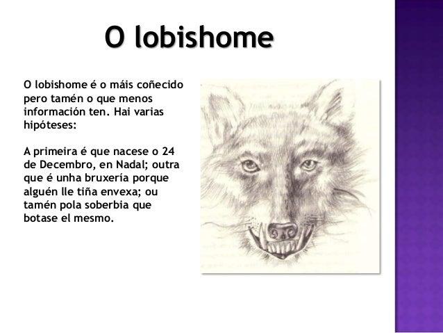 [Homes lobo en galicia] Slide 3
