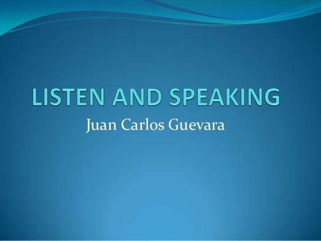 Juan Carlos Guevara