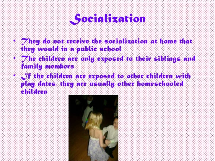 homeschooling vs public schooling