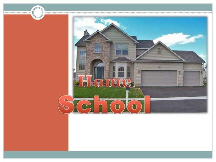Home School<br />