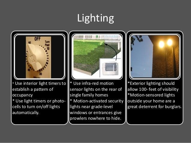Lighting * Use interior light timers ...  sc 1 st  SlideShare & Krav Maga XD | Home Security u0026 Burglary Prevention azcodes.com