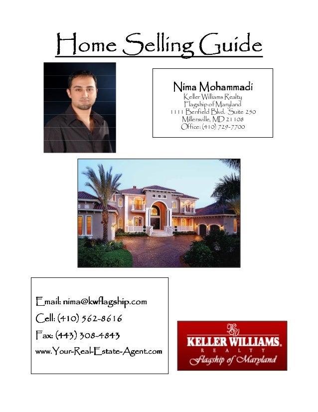 Home Selling GuideHome Selling GuideHome Selling GuideHome Selling Guide Nima MohammadiNima MohammadiNima MohammadiNima Mo...