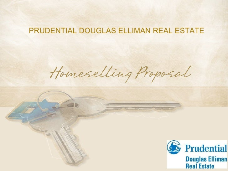PRUDENTIAL DOUGLAS ELLIMAN REAL ESTATE
