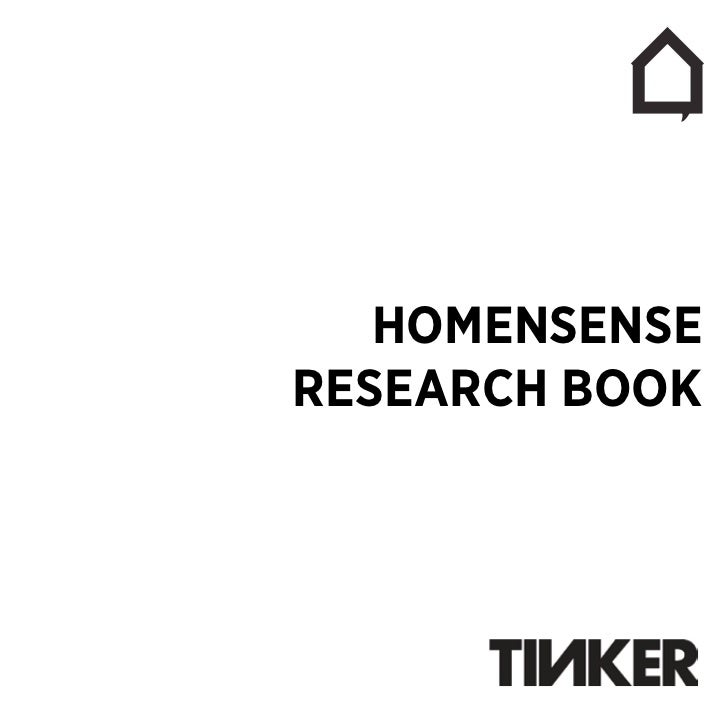 HOMENSENSERESEARCH BOOK