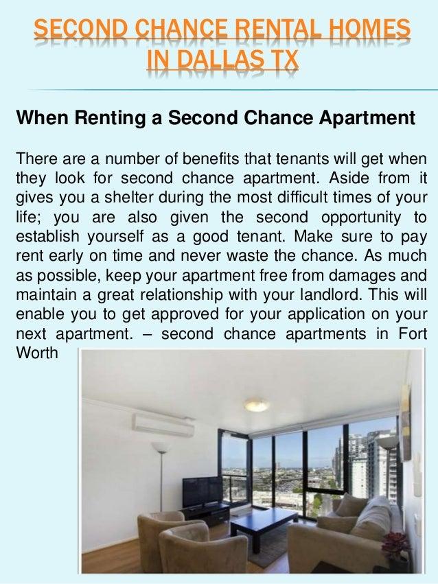 No Credit Check Apartments In Dallas Tx