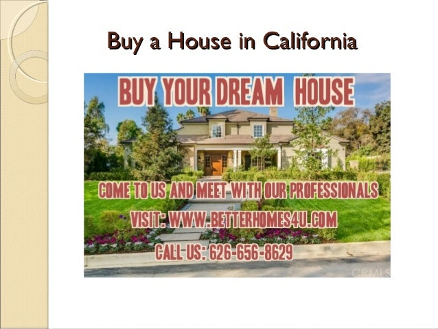 Image result for buying a house in california images