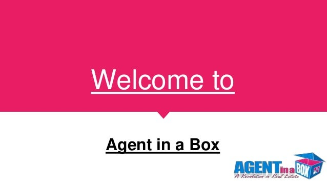 Welcome to Agent in a Box