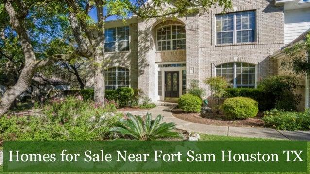 Homes For Sale Near Fort Sam Houston Tx