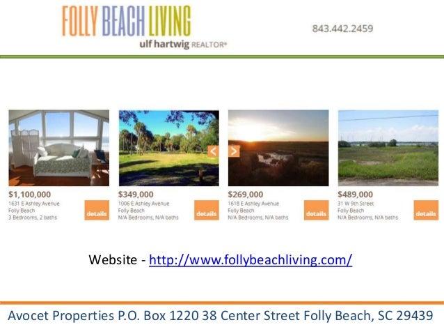 Homes for sale on folly beach sc Slide 2