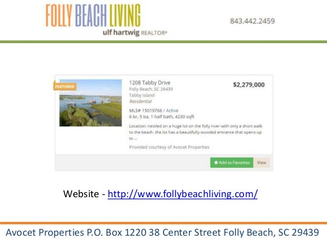 Homes for sale on folly beach sc Slide 3