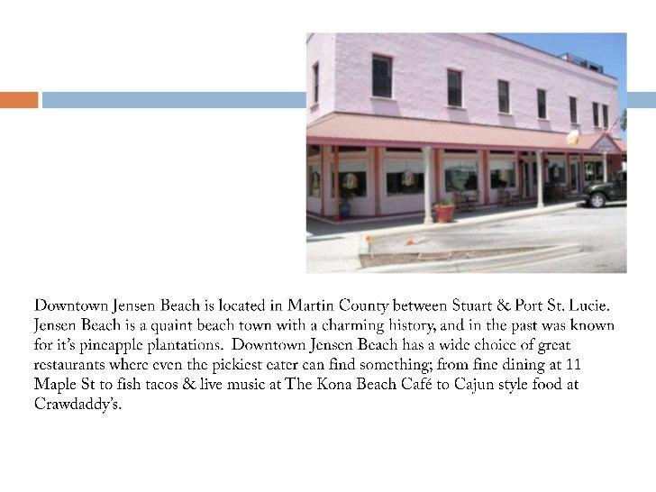 Maple St Jensen Beach