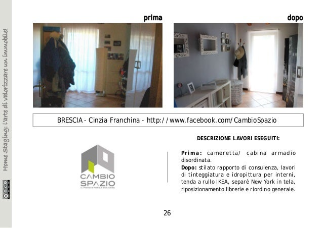 Home staging l arte di valorizzare un immobile per web - Armadio in tela ikea ...