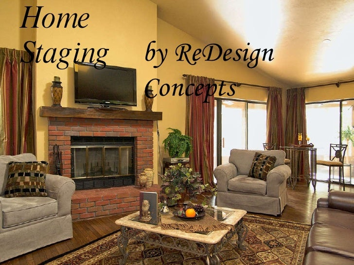 home staging presentation