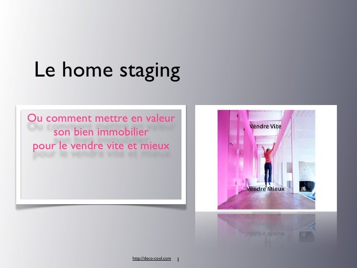 Home Staging Conseils Pour Vendre Appartement