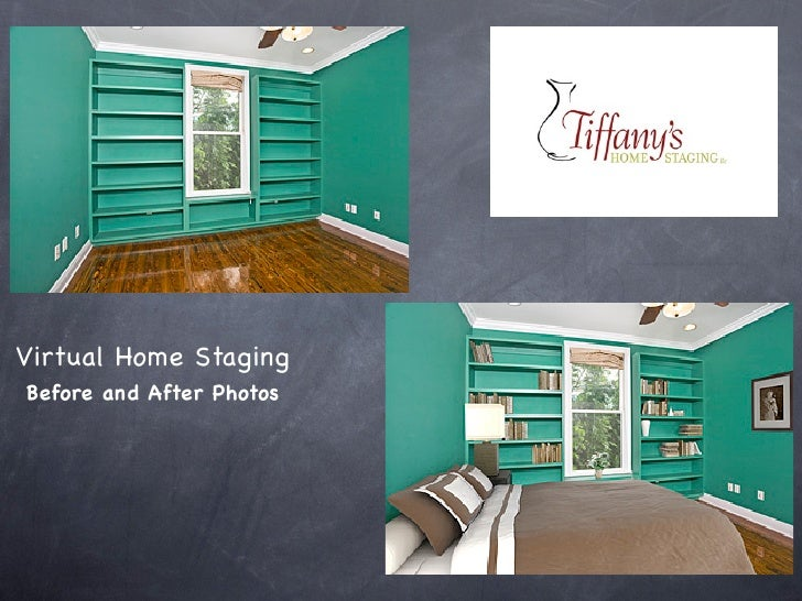 Home Staging Vacant Rooms