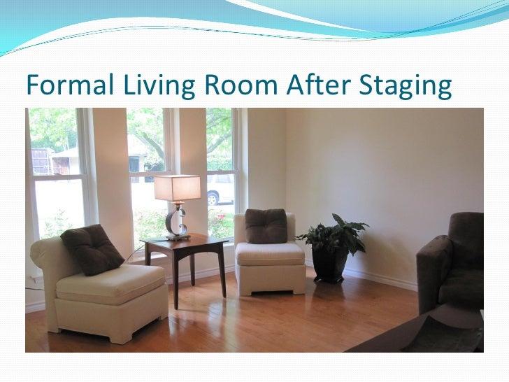 Formal Living Room Before Staging; 6.