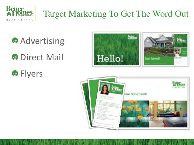 Target Marketing throughExclusive Access toMeredith Customers                   Finding out about you when you            ...