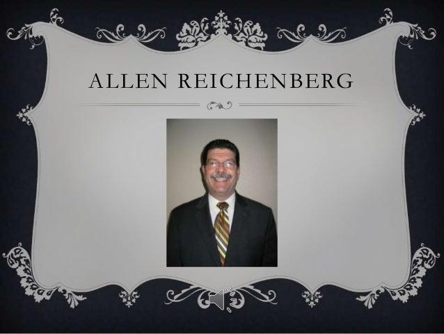 ALLEN REICHENBERG