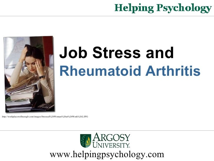 http://workplacewellnessgb.com/images/Stressed%20Woman%20at%20Work%202.JPG   Job Stress and Rheumatoid Arthritis  www.help...