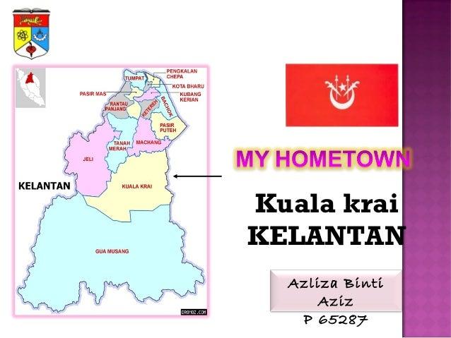 Kuala kraiKELANTAN  Azliza Binti     Aziz   P 65287