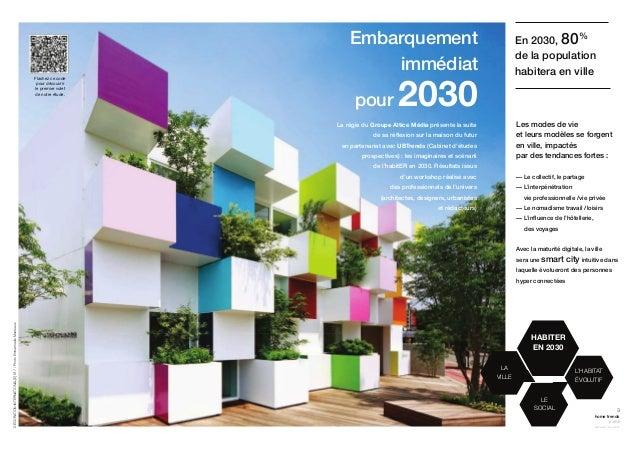 home trends journal sp cial habitat du futur part ii. Black Bedroom Furniture Sets. Home Design Ideas