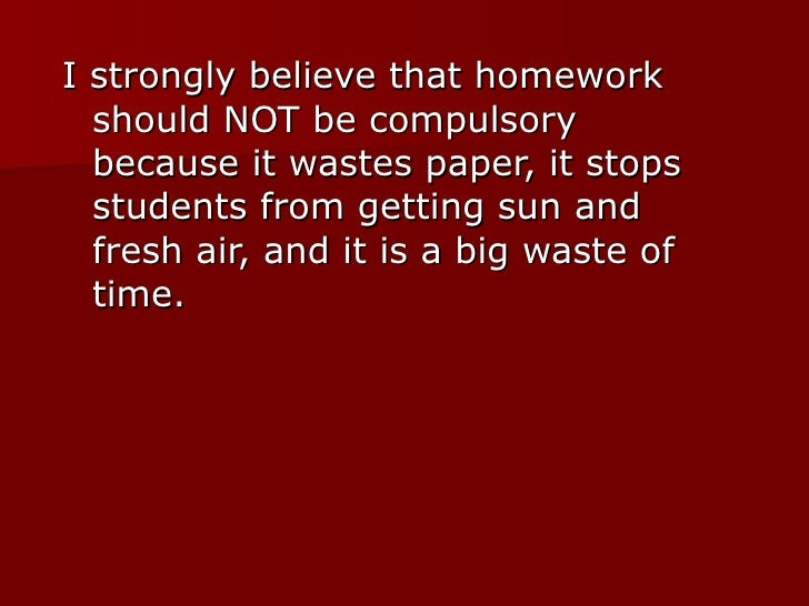 Truly does home work conclusion for educative success?