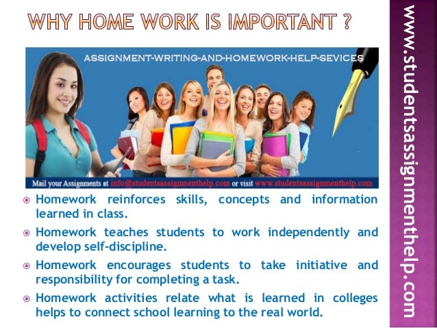 Homework help for graduate students
