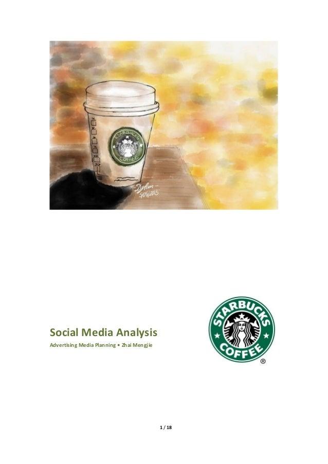 Social Media Analysis Advertising Media Planning • Zhai Mengjie  1 / 18