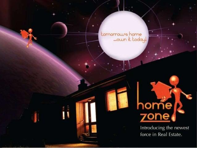 Home zone presentation