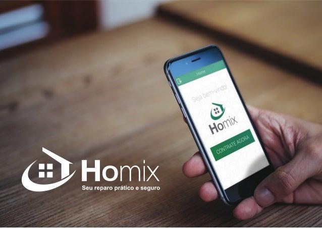 QUEM SOMOS Somos uma solução B2B para pedido, gestão e pagamentos de reparos em imóveis residenciais e comerciais. Android...