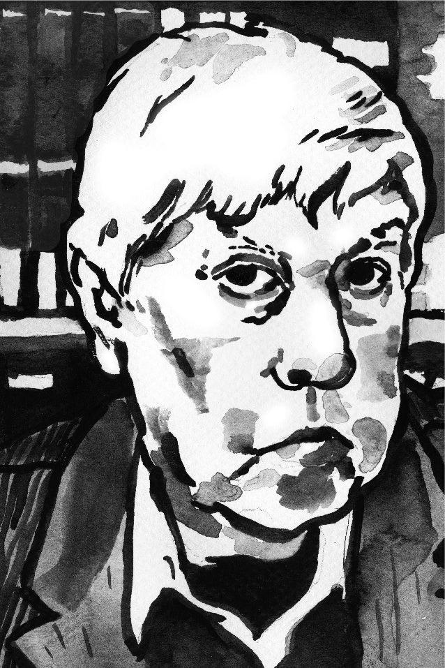 Hommage à Eliséo Véron : article de Jean-Maxence Granier dans la revue Effeuillage Slide 3