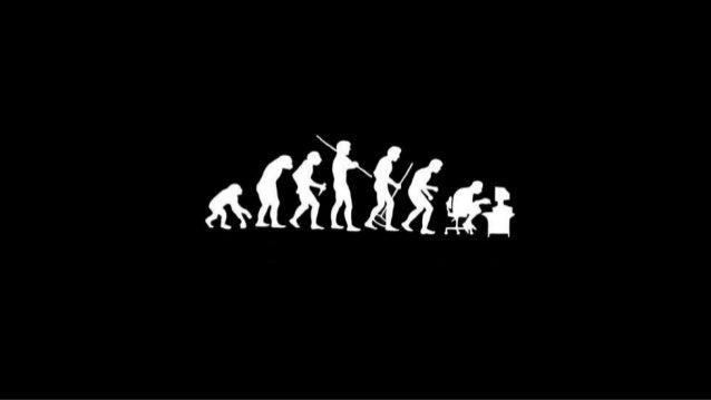 Homo Appiens - O ser humano que desenvolve Apps. Você é um? Slide 2